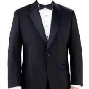Other - Black Notch Tuxedo Coat